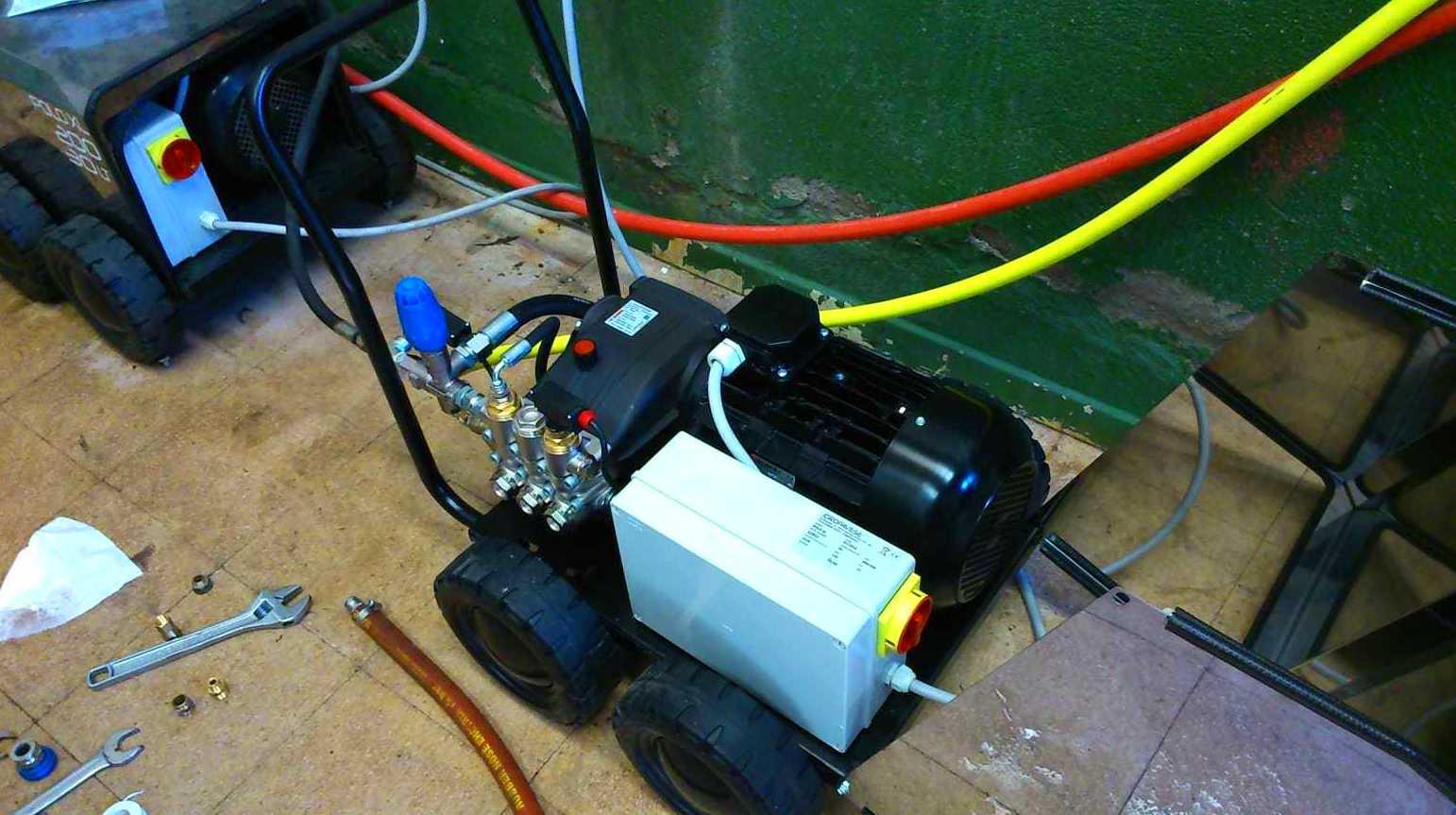 Foto 7 de Venta, reparación y alquiler de maquinara de limpieza en Salamanca | Tecnocleaner