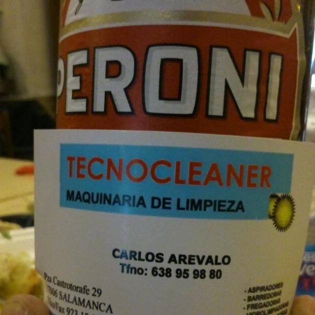 Foto 3 de Venta, reparación y alquiler de maquinara de limpieza en Salamanca | Tecnocleaner