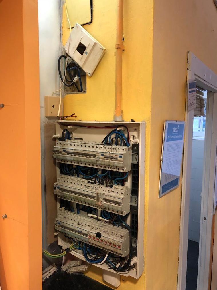 Mantenimientos, reparaciones e instalaciones : Servicios de TCV Energía