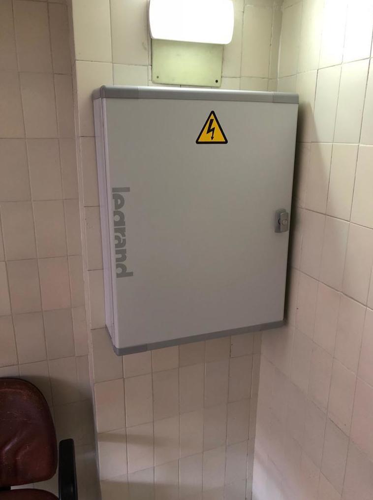 Instalaciones eléctricas: Servicios de TCV Energía