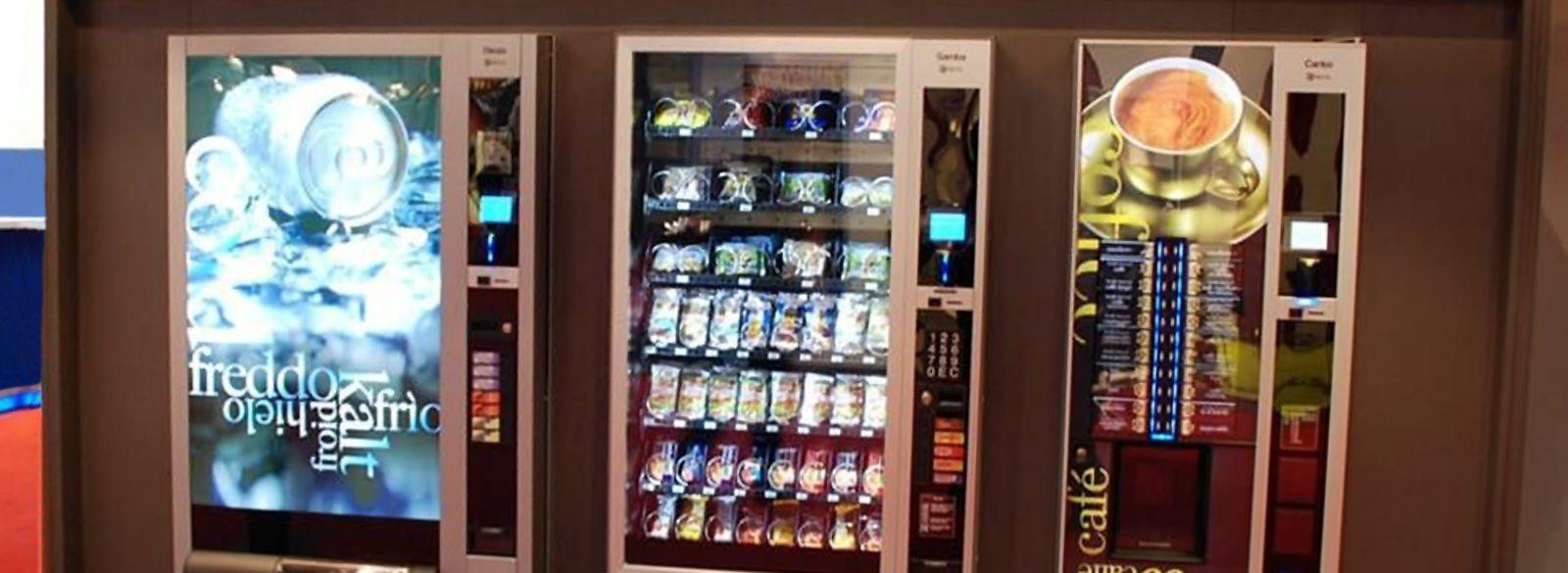 Máquinas de vending: Nuestros Productos de Marsal Vending