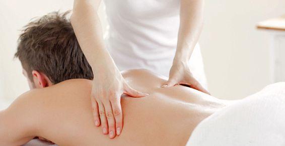Masajes dolor de espalda en Murcia