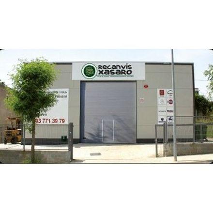 Nuestras instalaciones: Productos de Recanvis Xasaro