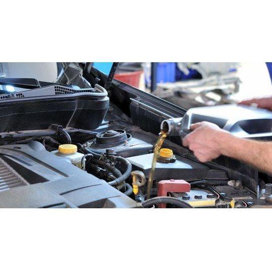 Cambio de aceite y cambio de filtros: Servicios de Talleres Arroyo