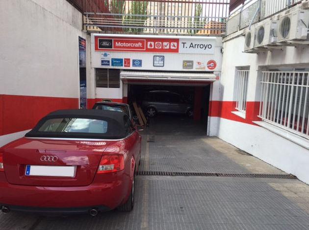 Reparaciones profesionales de chapa y pintura en Aluche (Madrid)
