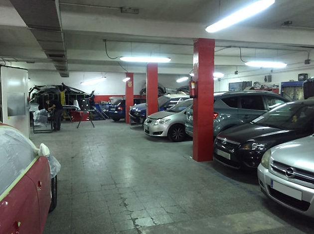 Foto 13 De Talleres De Automoviles En Madrid Talleres Arroyo