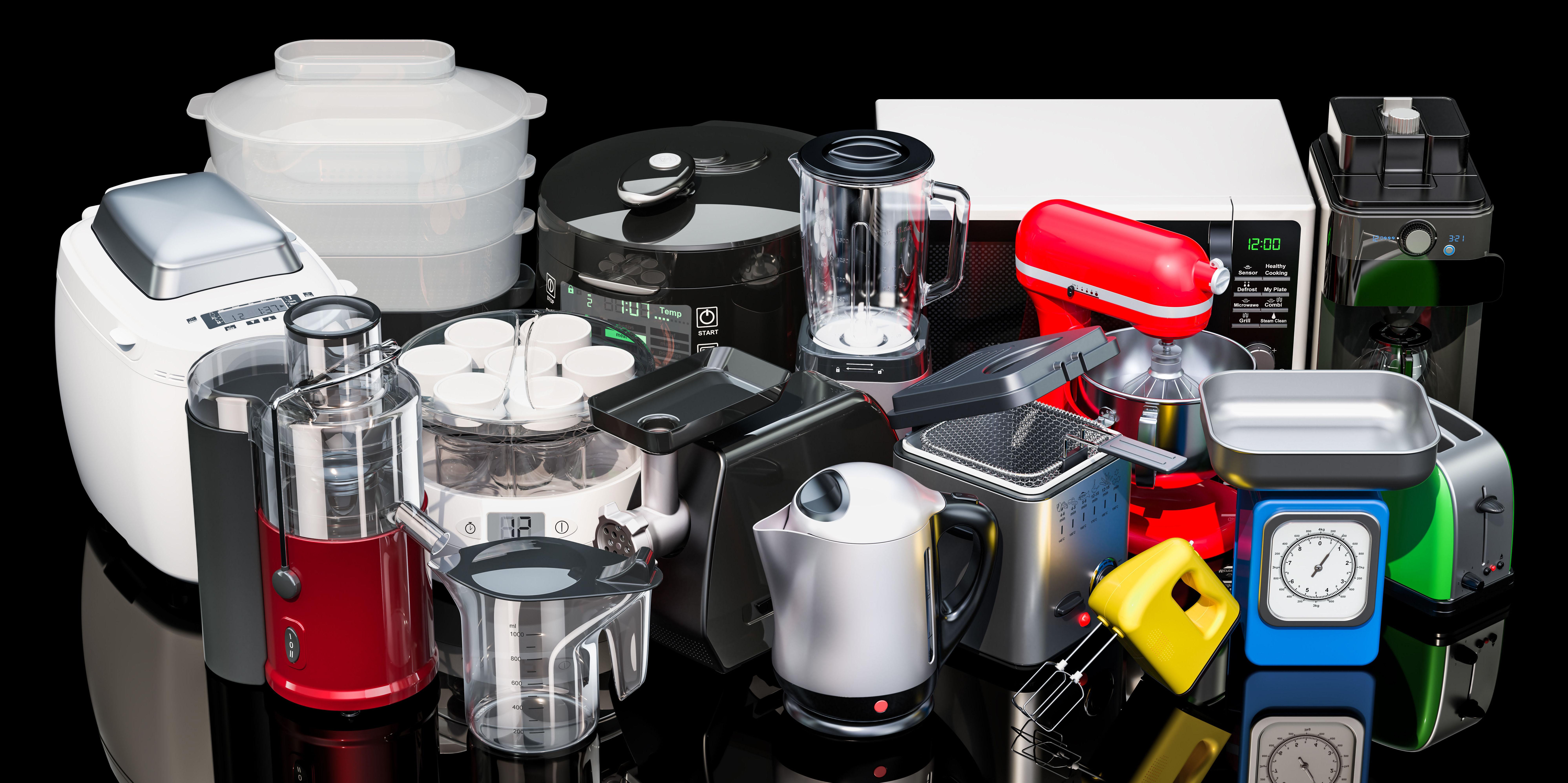 Electrodomésticos para la hogar