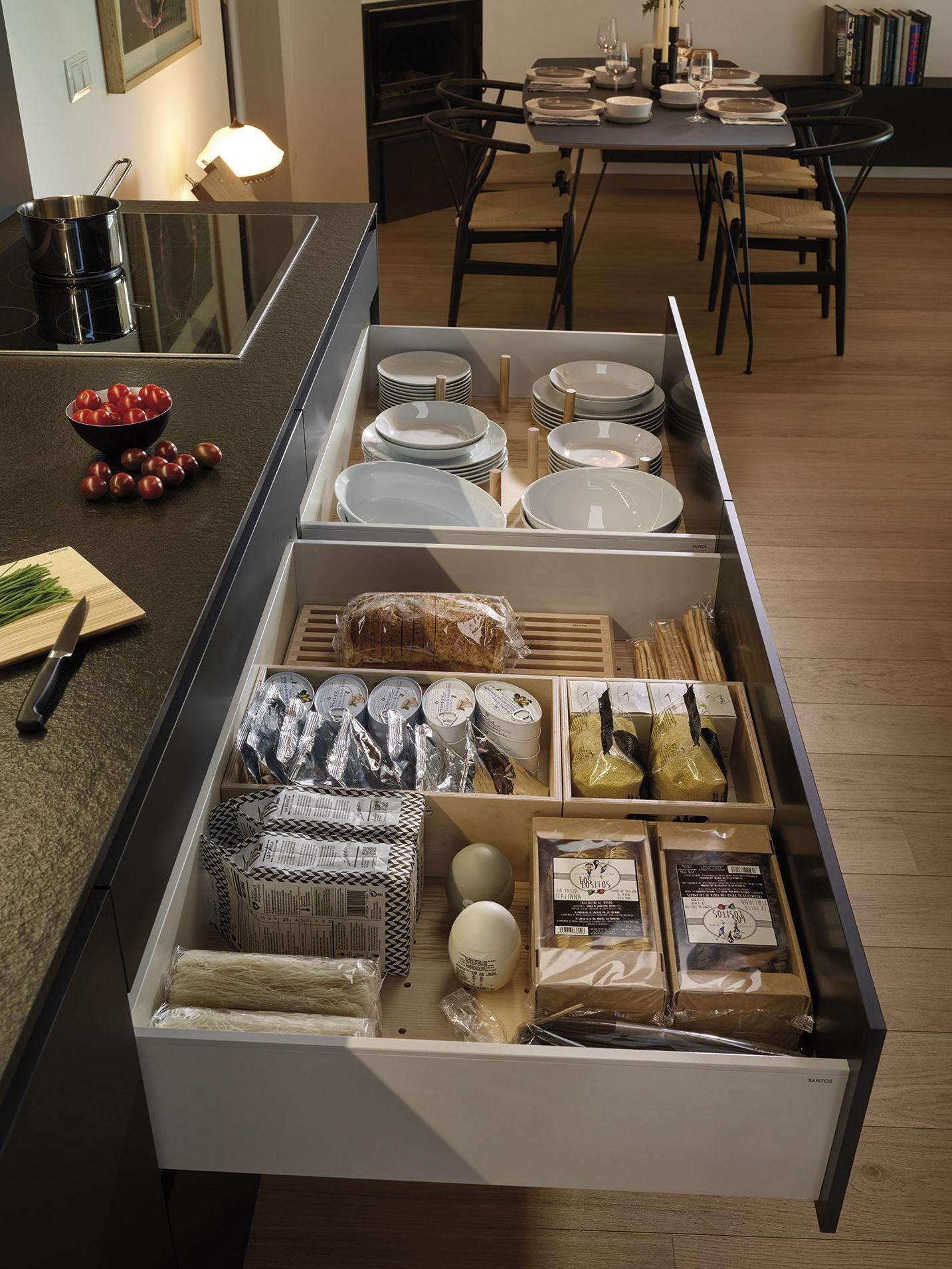 Muebles de cocina funcionales