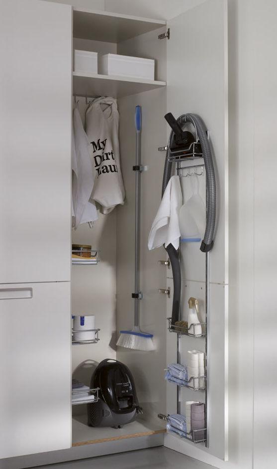 Zona de lavado y plancha