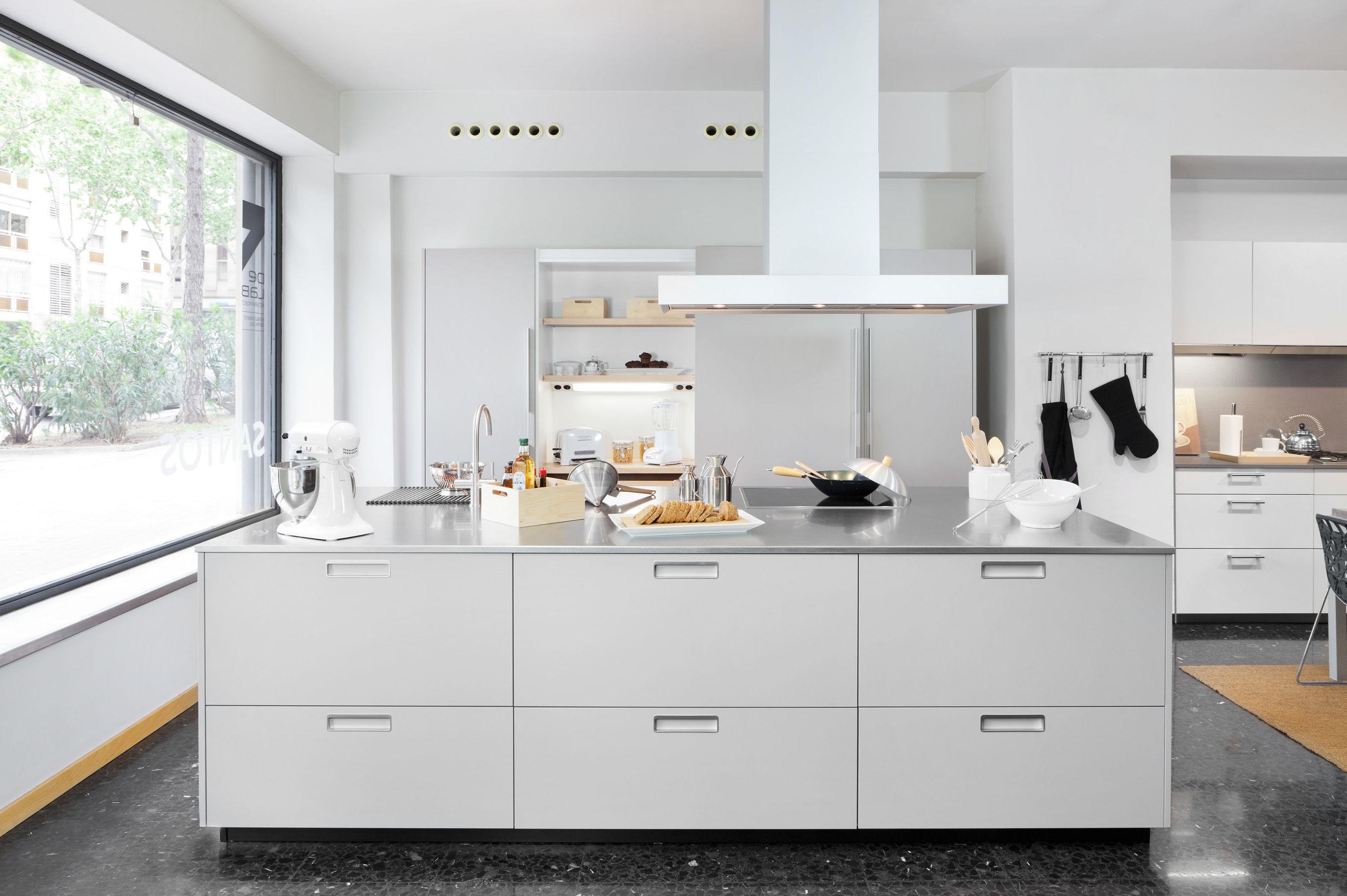 Interiorismo. Cocinas de diseño