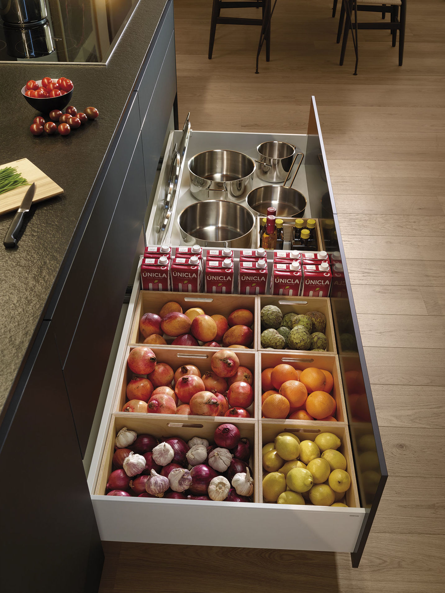 Ideas originales para muebles de cocina