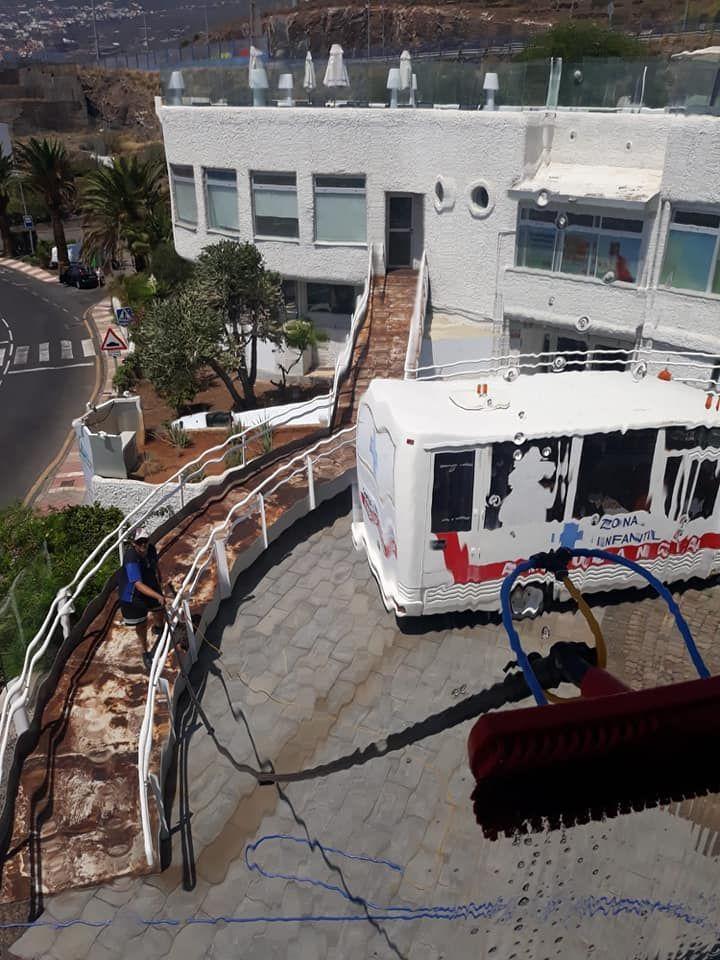 Foto 11 de Empresas de limpieza en Barranco Grande | Pértiga eXtrema