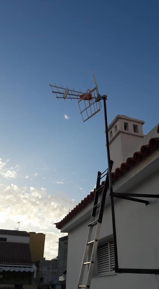 Instalación y reparación de antenas en Tenerife