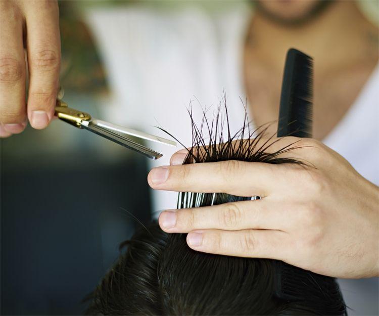 Corte de pelo para hombre en San Cristóbal de La Laguna