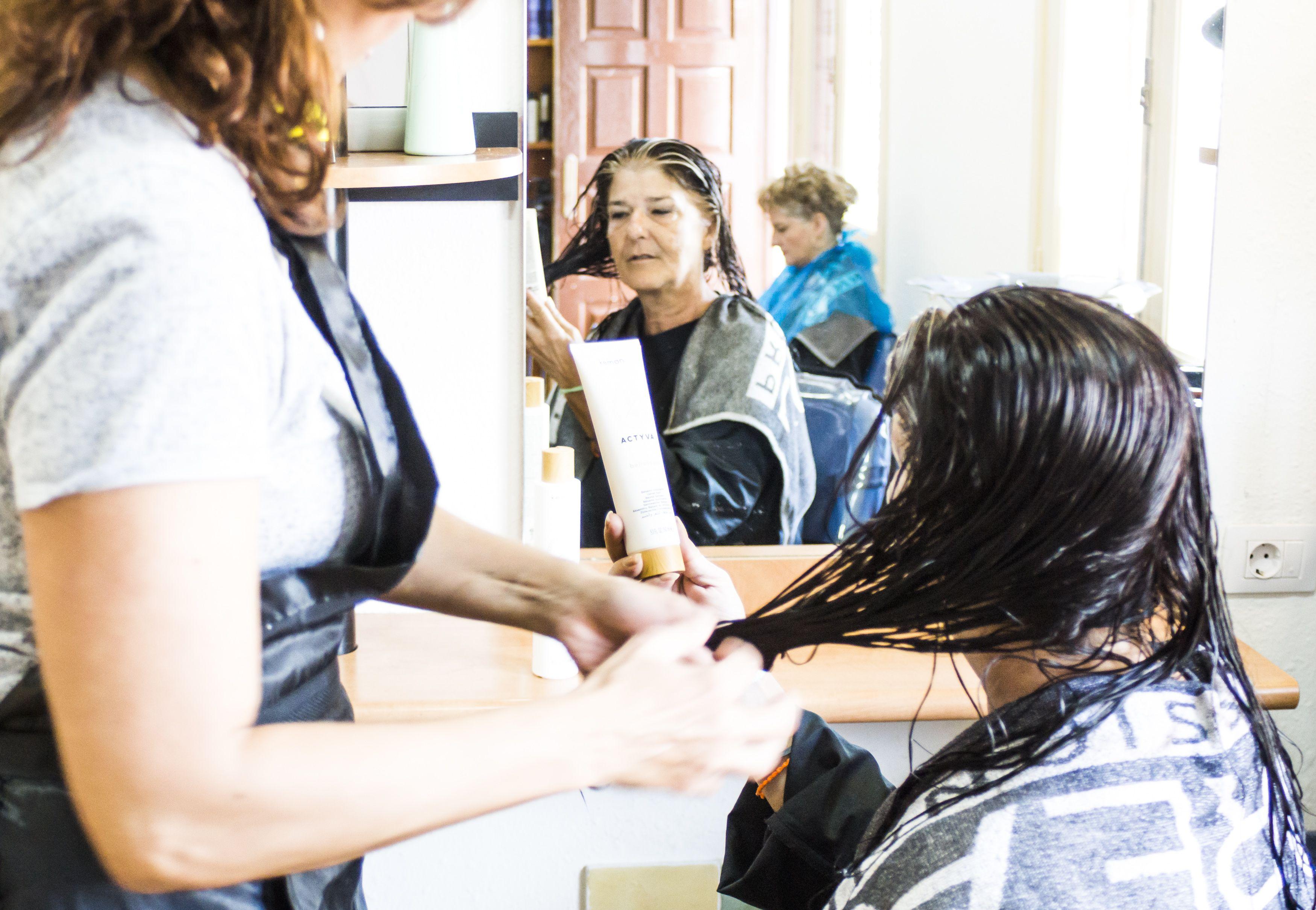 Tratamientos para la caída del cabello en San Cristóbal de la Laguna