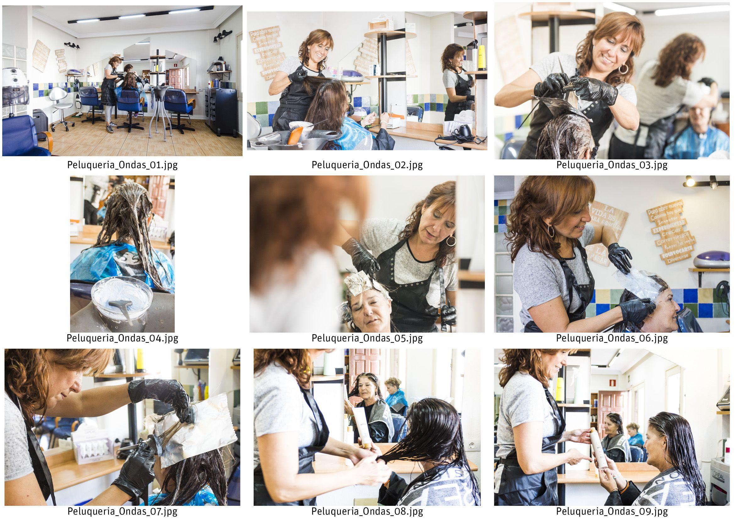 Expertos peluqueros en San Cristóbal de la Laguna