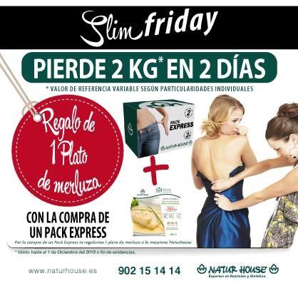 Pack Express: Servicios de Naturhouse
