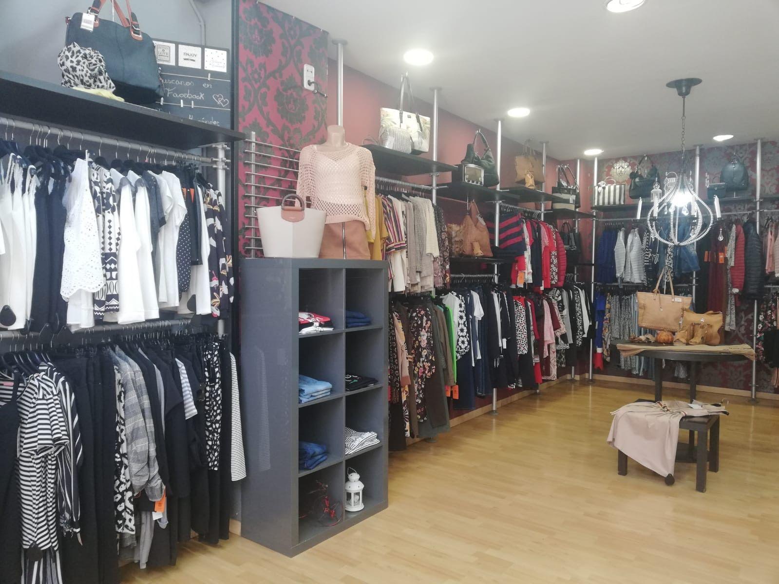 Tienda de ropa mujer en Mejorada del Campo