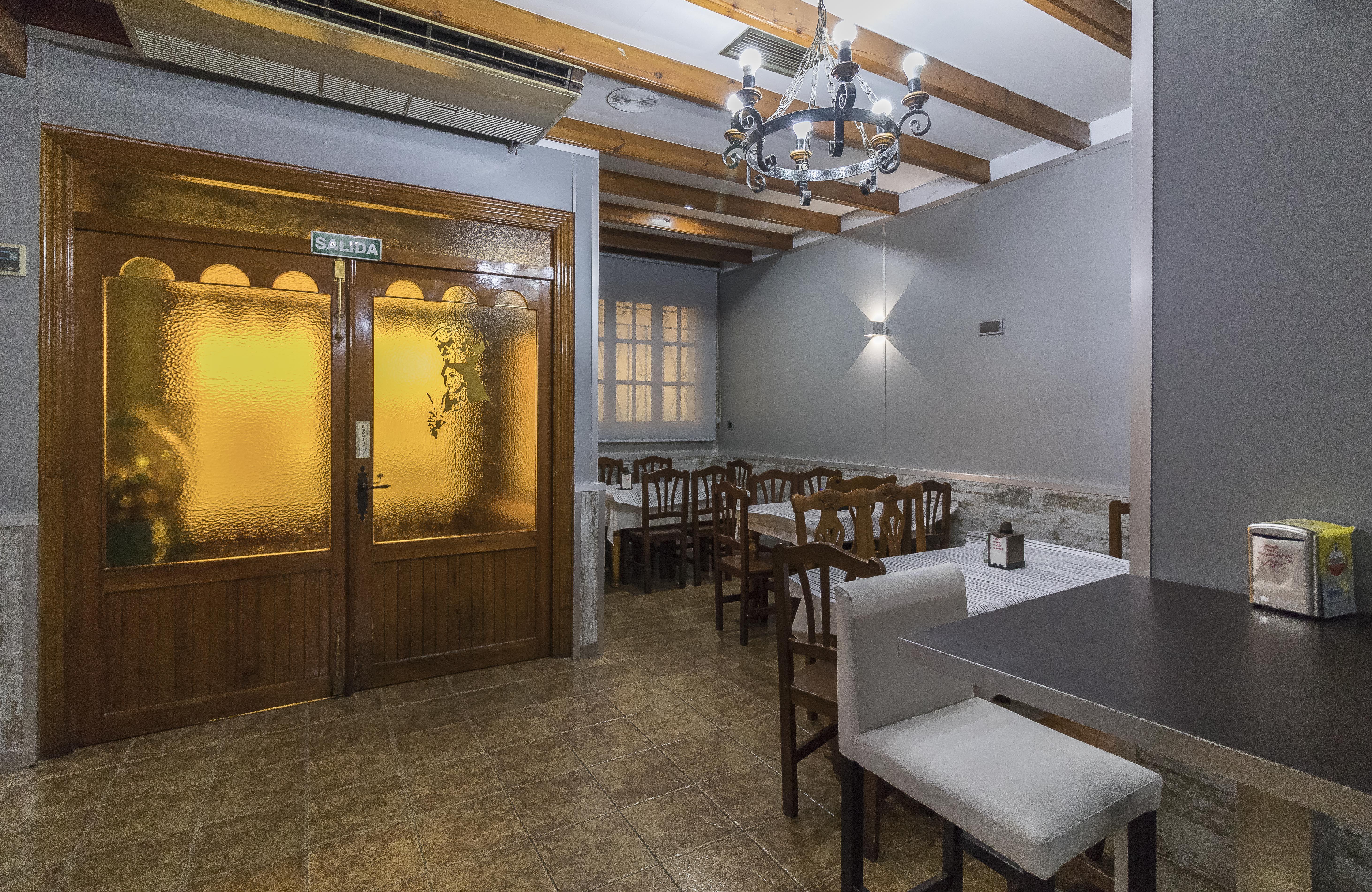 Restaurante con menú del día en Yecla