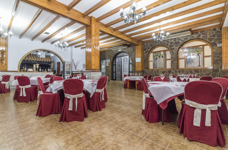 Salón para banquetes en Yecla