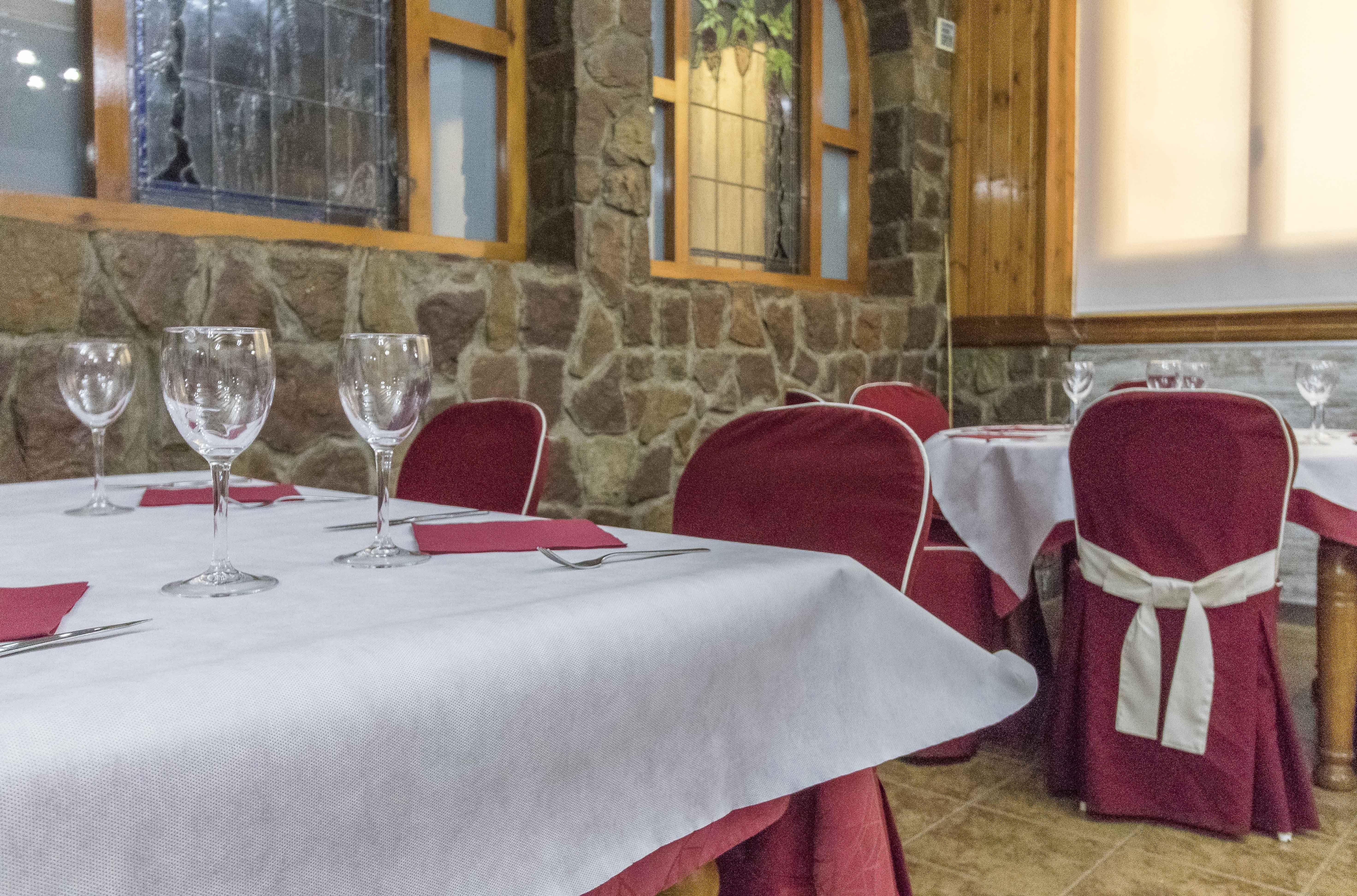 Restaurante para comidas o cenas de empresa en Yecla
