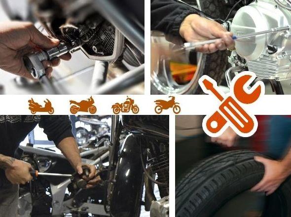 Mantenimiento y reparación de motos en Hospitalet de Llobregat