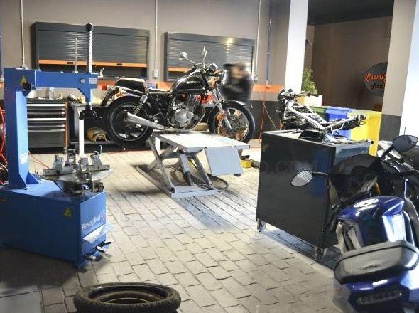 Reparación y mantenimiento: Servicios de Sarmigarage Motorcycles
