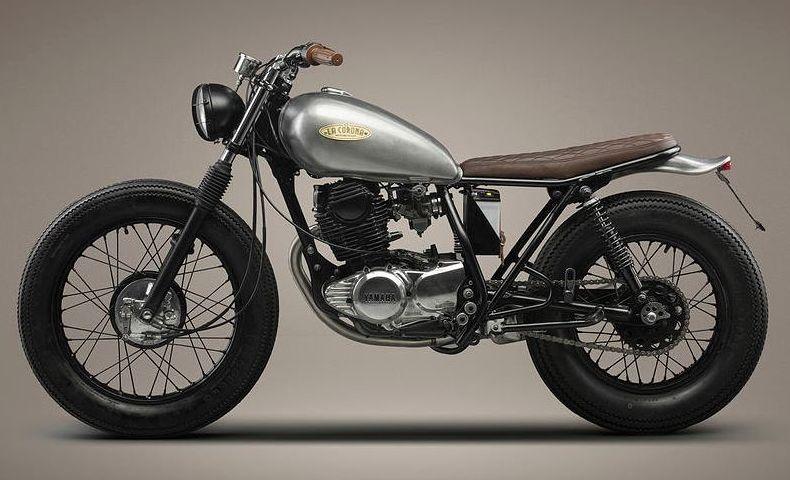 Preparación de motos retro: Servicios de Sarmigarage Motorcycles