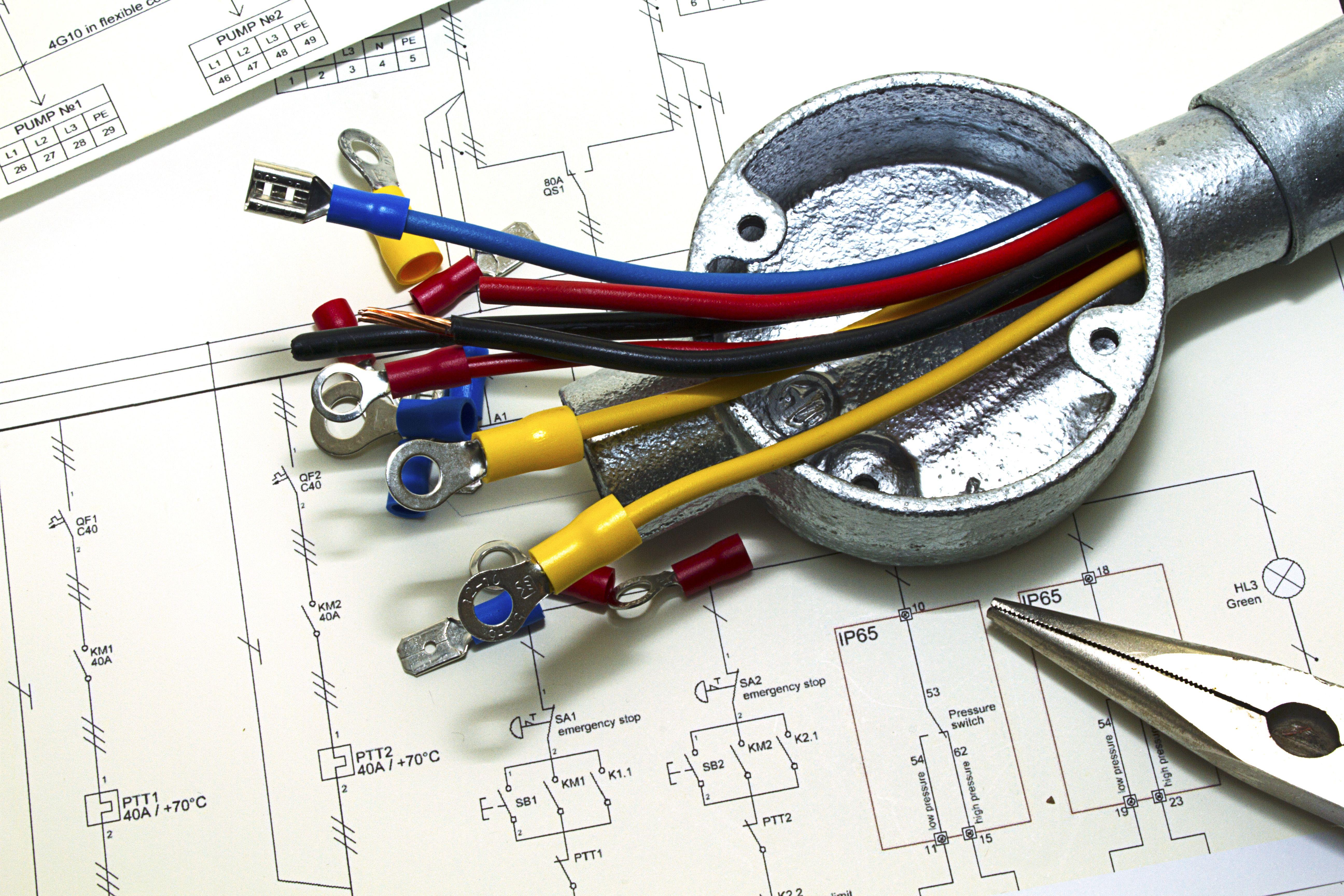 Reparación de averías eléctricas en Getafe