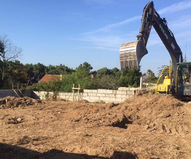 Excavaciones en Galicia