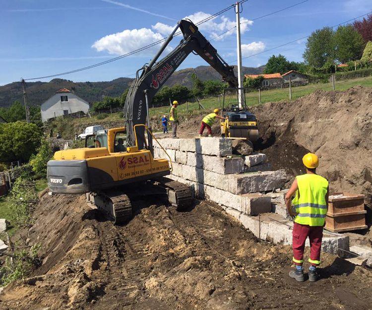 Empresa de excavaciones en Galicia