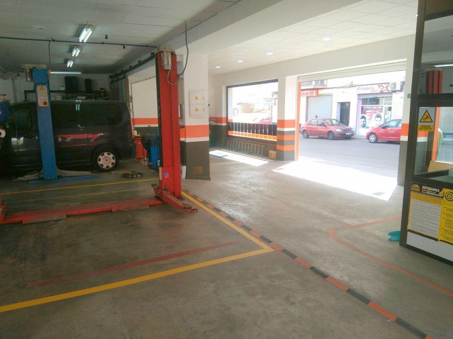 Foto 3 de Mecánica en general en Cartagena | Peralmotor, S.L.
