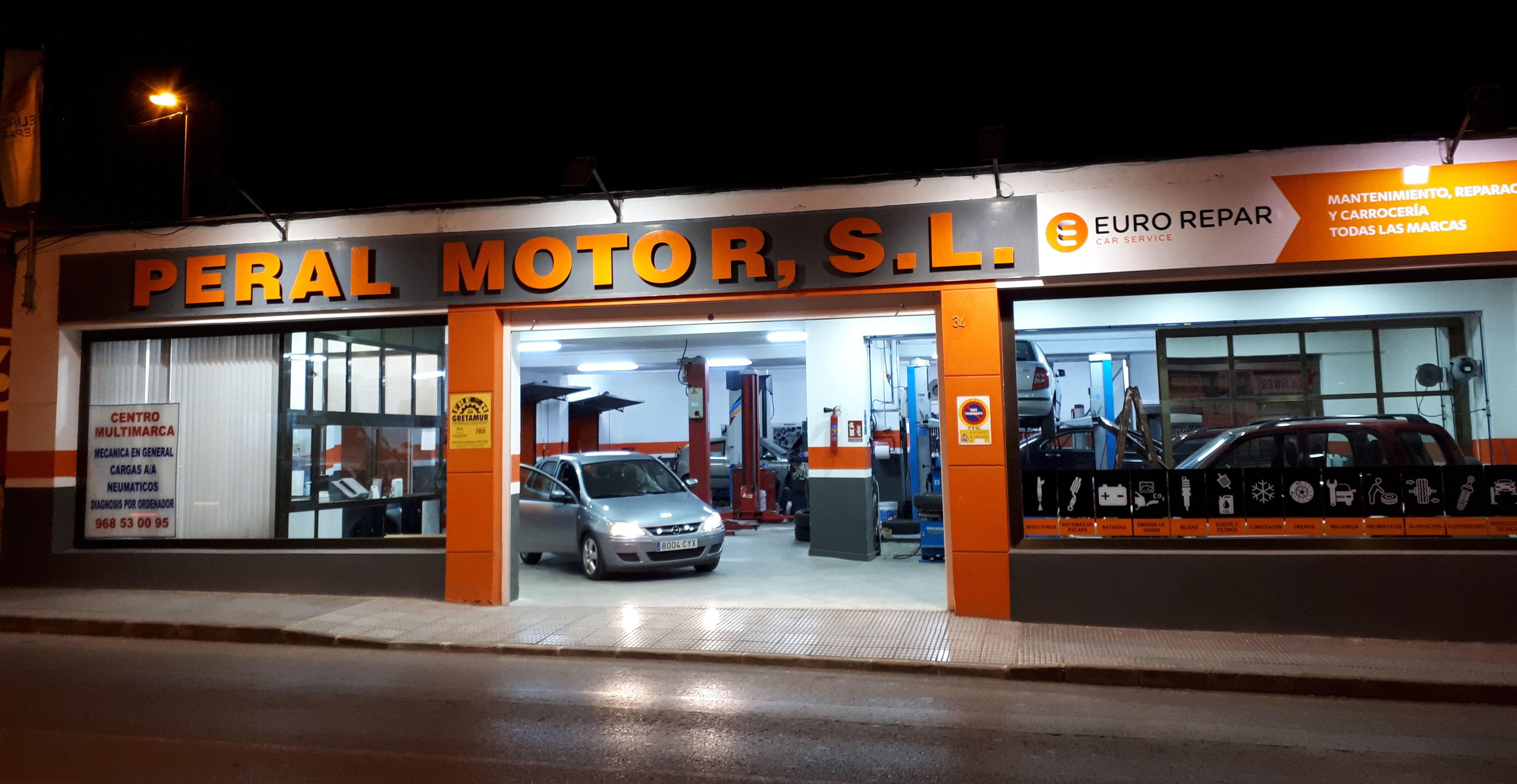 Foto 4 de Mecánica en general en Cartagena | Peralmotor, S.L.
