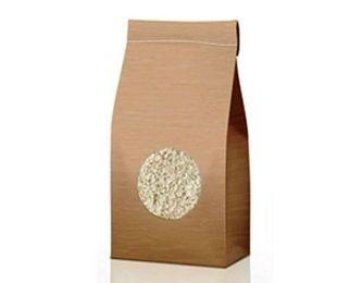 Envasado de alimentos secos con envases de diferentes materiales
