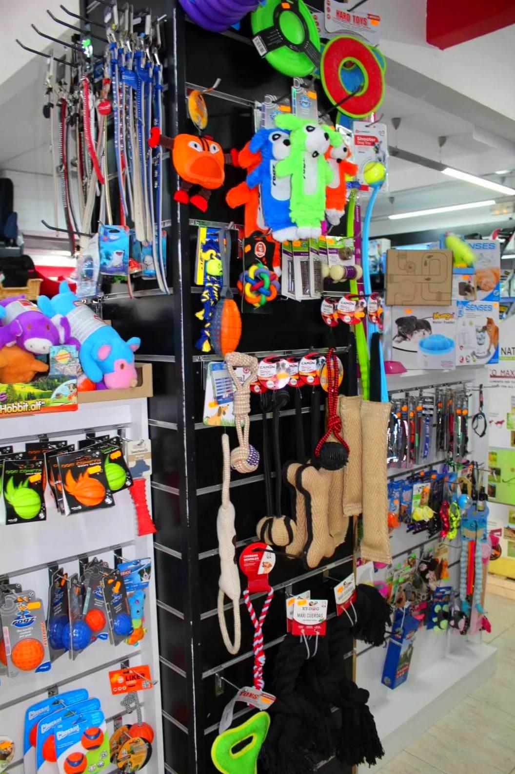 accesorios para mascotas en Castelldefels
