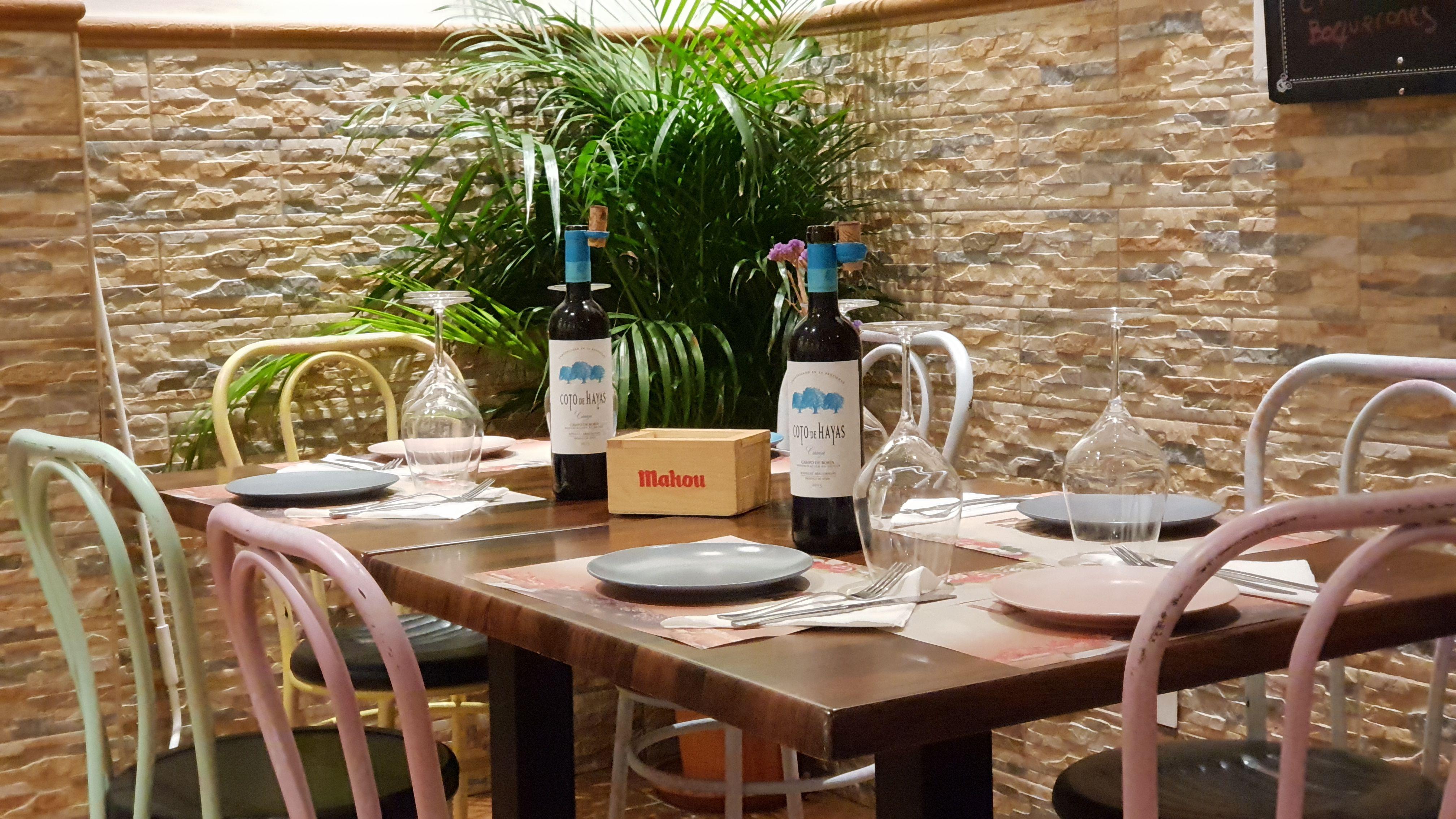 Foto 23 de Cocina mediterránea en Málaga | La Güerta