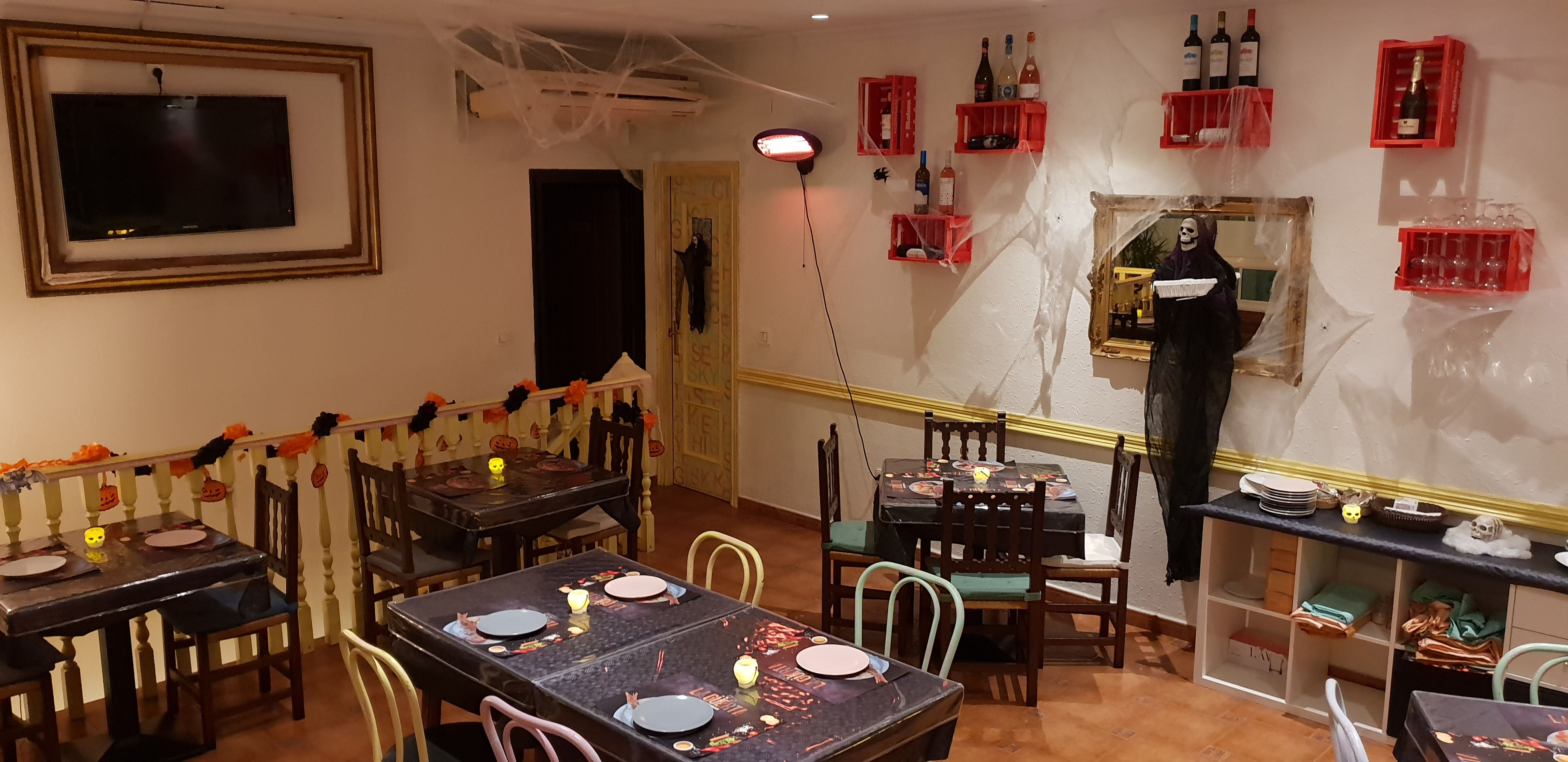 Foto 27 de Cocina mediterránea en Málaga   La Güerta