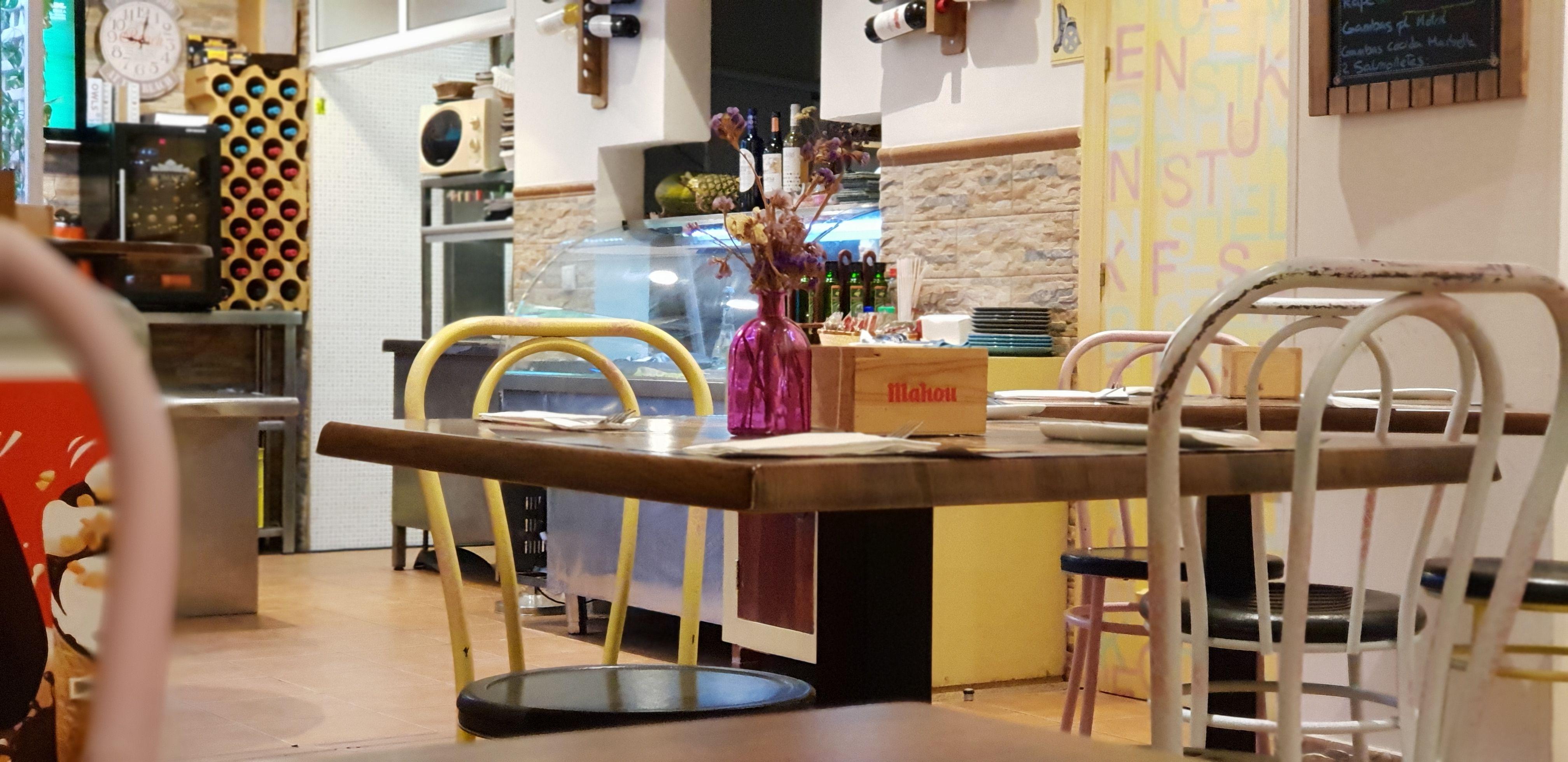 Foto 25 de Cocina mediterránea en Málaga | La Güerta