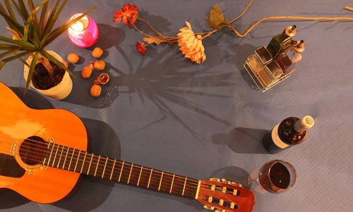 Restaurante con música en vivo en Triana, Sevilla