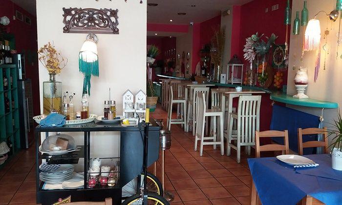 Restaurante económico en el barrio de Triana