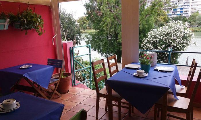 Restaurantes con vistas al río en Triana, Sevilla