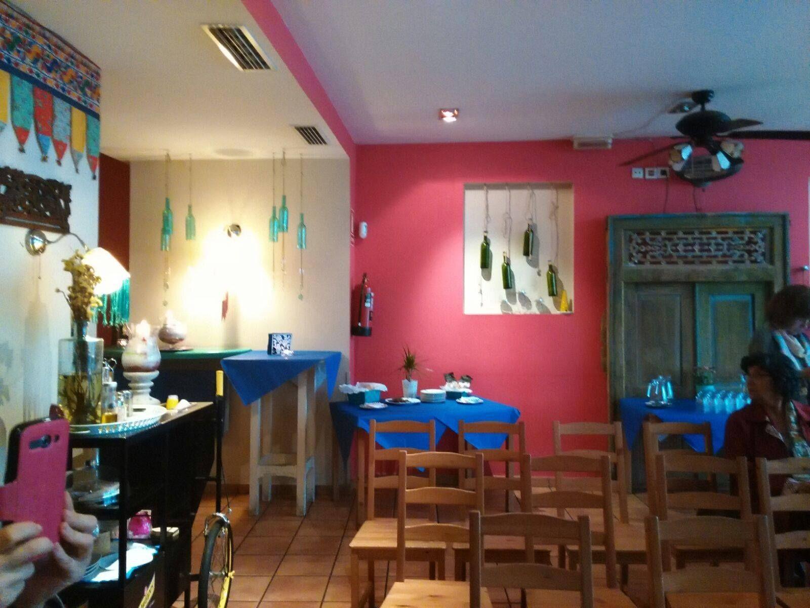 Buenos restaurantes en Triana