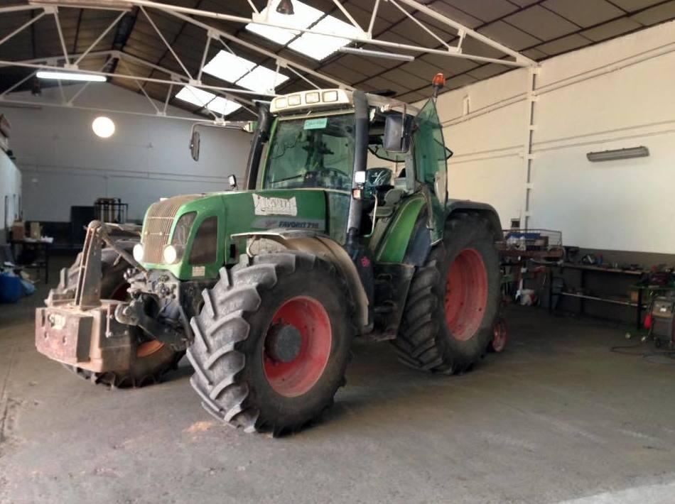 Venta de maquinaría agrícola en La Rioja