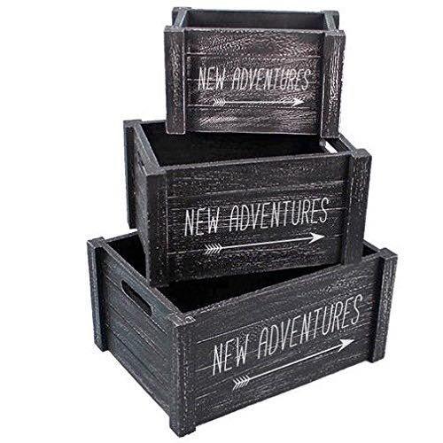 Cajas de decoración y almacenaje
