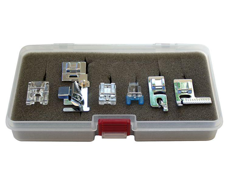 Componentes para máquina de coser doméstica