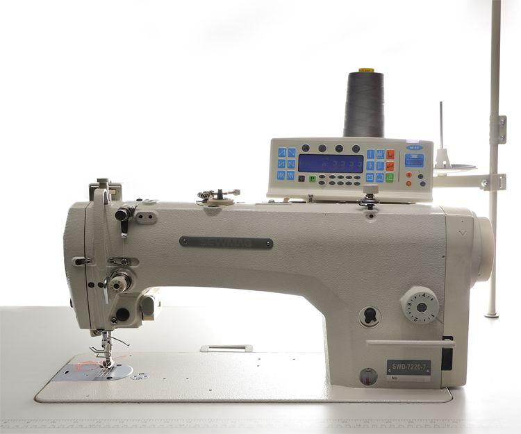 Gran variedad de máquinas de coser