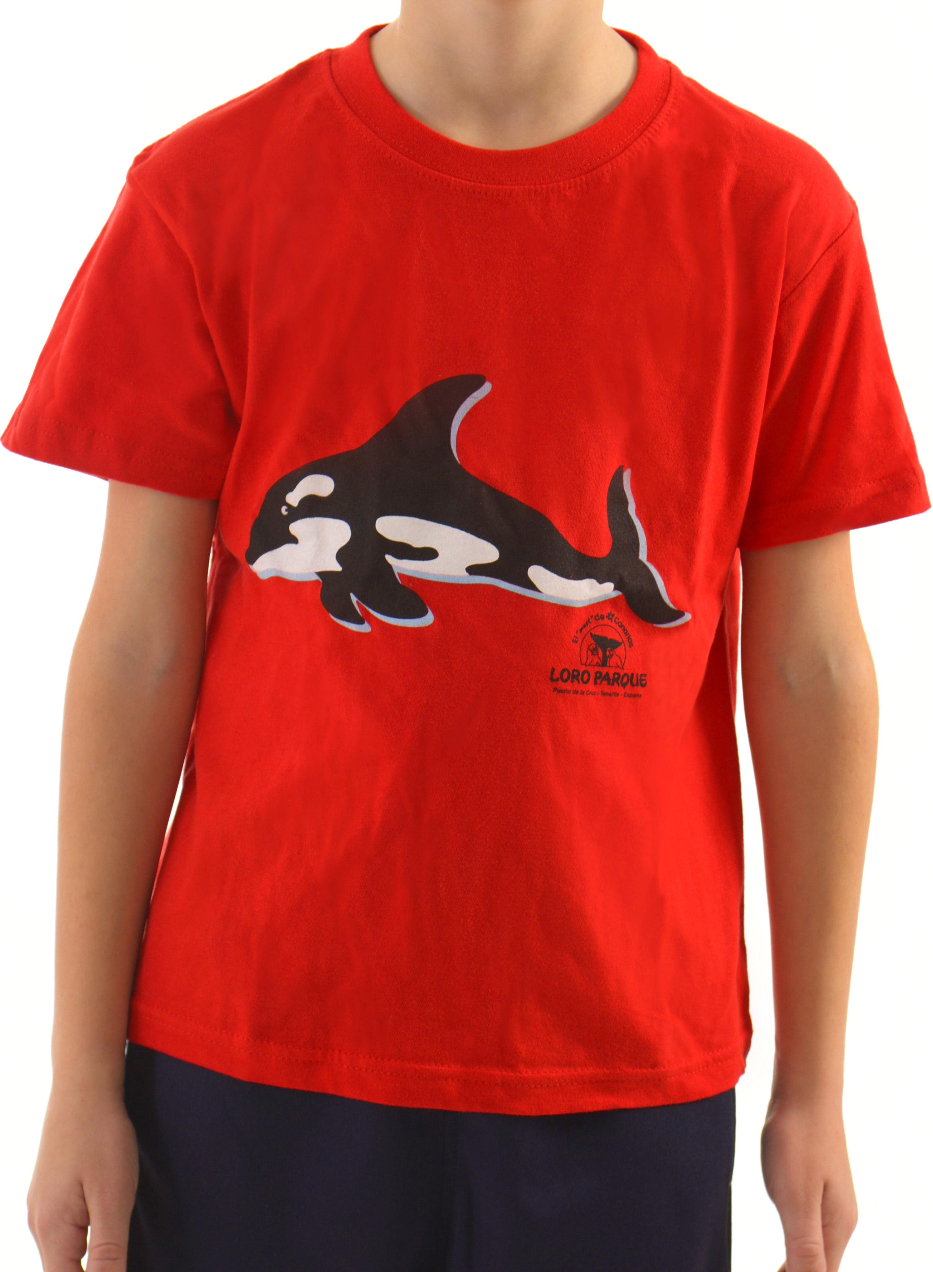 Camiseta Niño/Niña  Orca: Productos de BELLA TRADICION