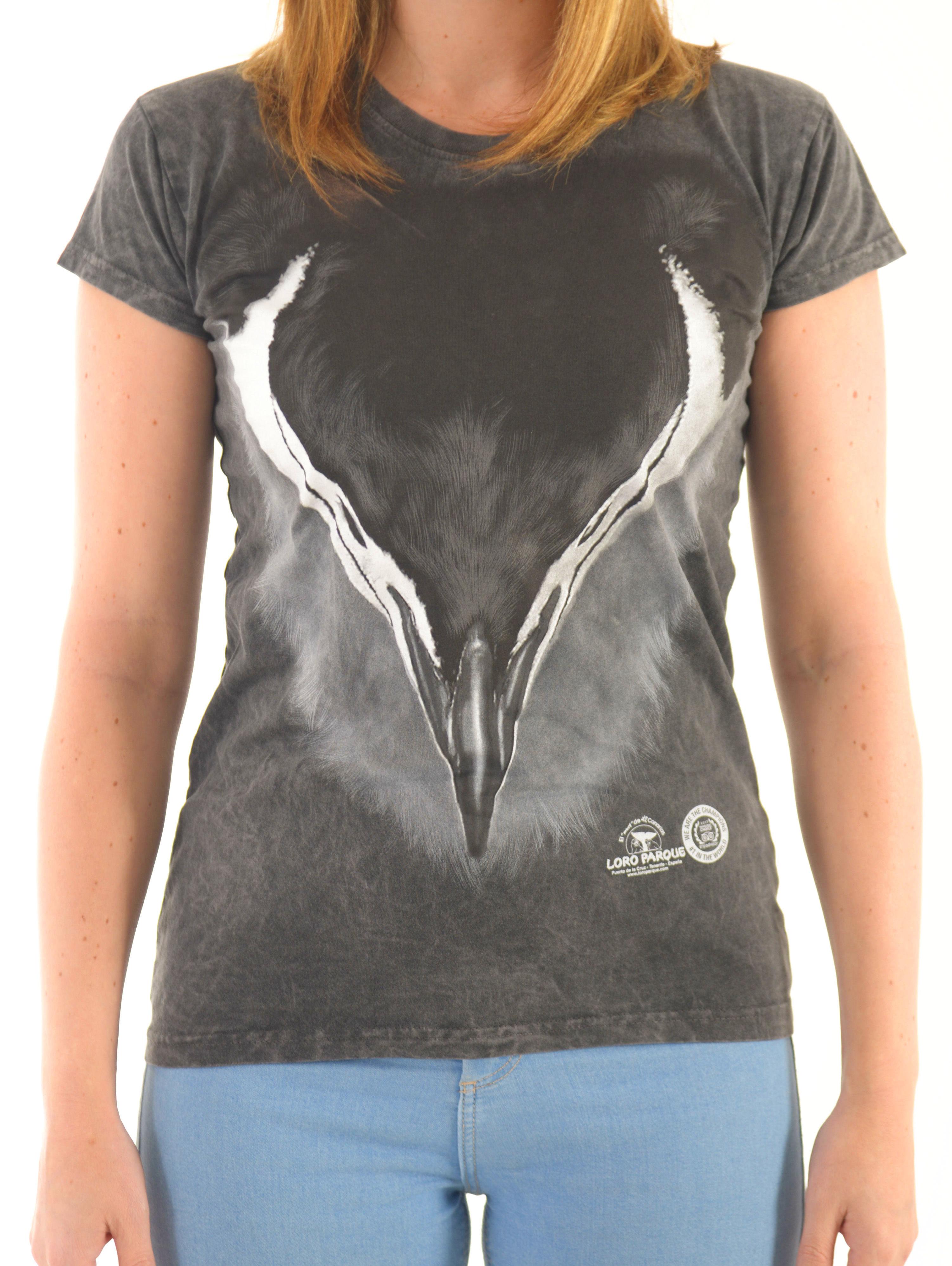 Camiseta  Mujer Barbijo / Penguin Women´s T-shirt: Productos de BELLA TRADICION