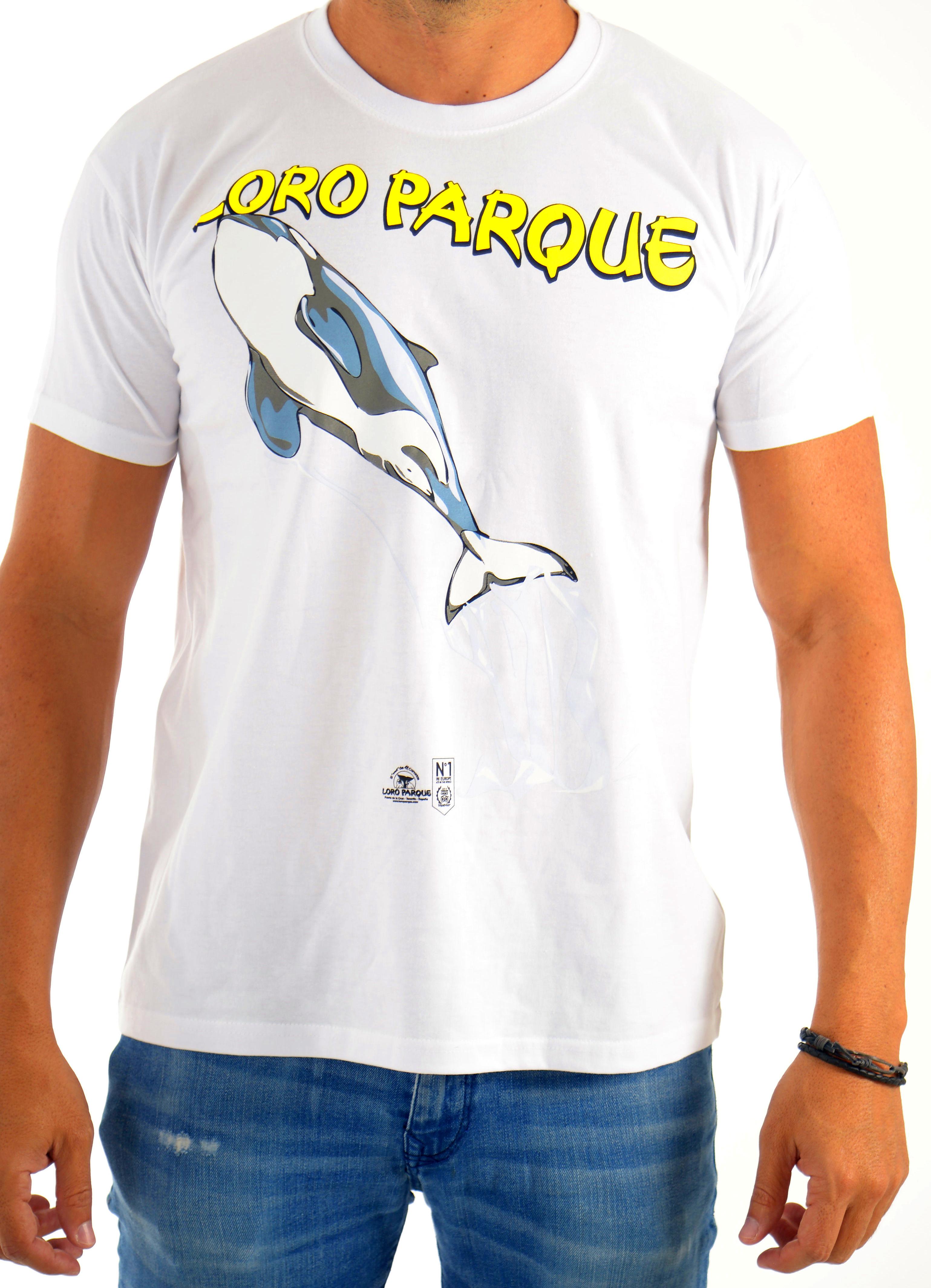 Camiseta Hombre Orca: Productos of BELLA TRADICION