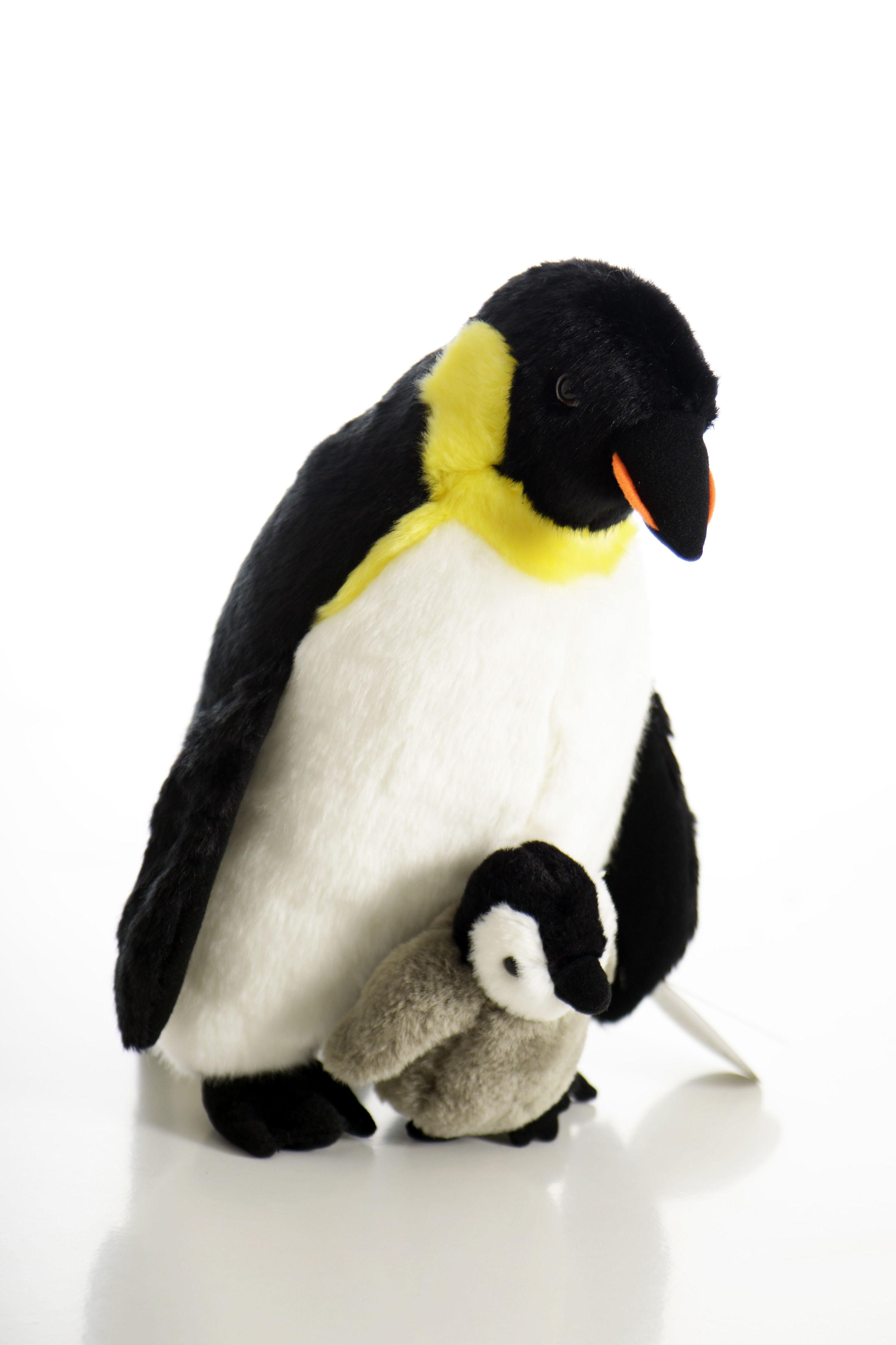 Pinguino con bebe / Penguin with Baby: Productos de BELLA TRADICION